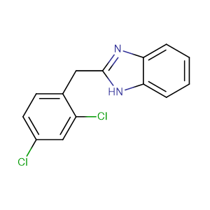 2-(2,4-Dichlorobenzyl)-1H-benzo[d]imidazole,CAS No. 154660-96-5.