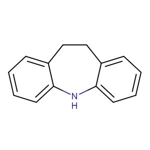 10,11-Dihydro-5H-dibenzo[b,f]azepine,CAS No. 494-19-9.