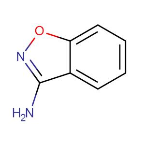 1,2-Benzoisoxazol-3-amine,CAS No. 36216-80-5.