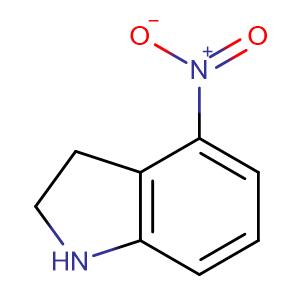 4-Nitroindoline,CAS No. 84807-26-1.