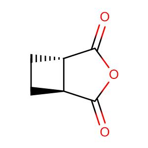 Cyclobutane-1,2-dicarboxylic anhydride,CAS No. 4462-96-8.
