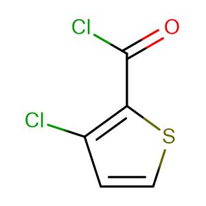 3-Chlorothiophene-2-carbonyl chloride,CAS No. 86427-02-3.