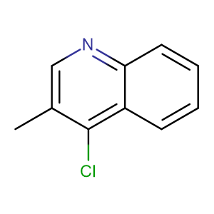 4-Chloro-3-methylquinoline,CAS No. 63136-60-7.