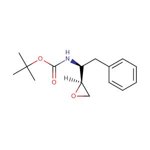 (2S,3S)-1,2-Epoxy-3-(Boc-amino)-4-phenylbutane,CAS No. 98737-29-2.
