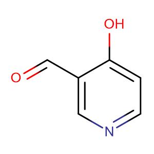 4-Hydroxypyridine-3-carboxaldehyde,CAS No. 89380-70-1.