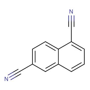 1,6-Dicyanonaphthalene,CAS No. 46289-40-1.