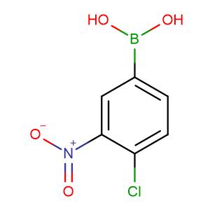 (4-Chloro-3-nitrophenyl)boronic acid,CAS No. 151169-67-4.