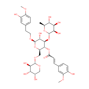 Angoroside C,CAS No. 115909-22-3.