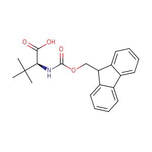 Fmoc-L-tert-leucine,CAS No. 132684-60-7.