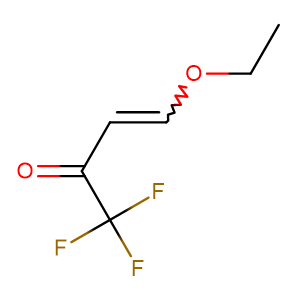 4-Ethoxy-1,1,1-trifluoro-3-buten-2-one,CAS No. 17129-06-5.