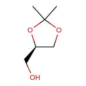 (R)-(-)-2,2-Dimethyl-1,3-dioxolane-4-methanol,CAS No. 14347-78-5.