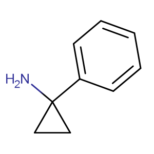1-Phenyl-cyclopropylamine,CAS No. 41049-53-0.