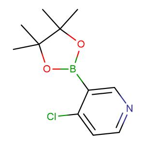 4-Chloropyridine-3-boronic acid pinacol ester,CAS No. 452972-15-5.