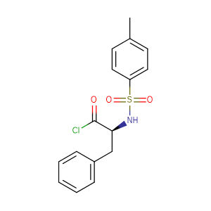 N-(p-Tosyl)-L-phenylalaninyl chloride,CAS No. 29739-88-6.