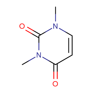 1,3-Dimethyluracil,CAS No. 874-14-6.