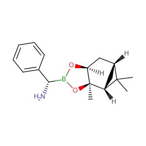 (R)-BoroPhe-(+)-Pinanediol,CAS No. 186906-12-7.