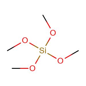 orthosilicic acid tetramethyl ester,CAS No. 681-84-5.