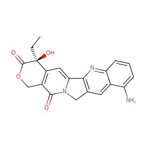 9-Aminocamptothecin,CAS No. 91421-43-1.