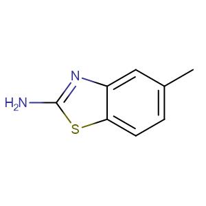 2-Amino-5-methylbenzothiazole,CAS No. 14779-17-0.