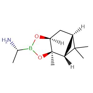 (R)-BoroAla-(+)-Pinanediol,CAS No. 497165-15-8.
