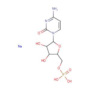 Cytidine 5'-monophosphate disodium salt,CAS No. 6757-06-8.