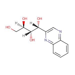 (1R,2S,3R)-(2-Quinoxalinyl)-1,2,3,4-butanetetrol,CAS No. 4711-06-2.