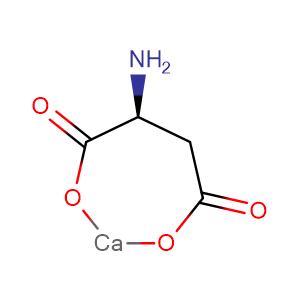 Calcium dihydrogen di-L-aspartate,CAS No. 39162-75-9.