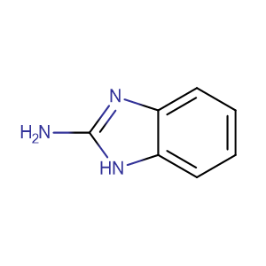 1H-Benzo[d]imidazol-2-amine,CAS No. 934-32-7.