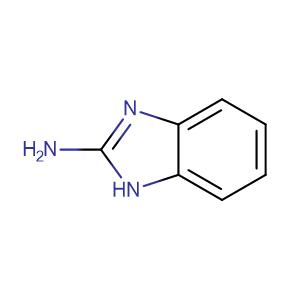 1H-Benzo[d]imidazol-2-amine,CAS No. 934-32-7.