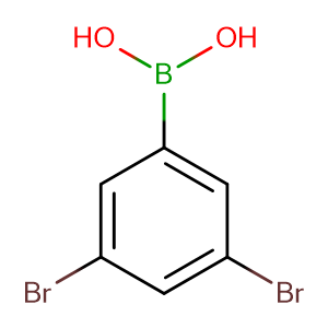 3,5 - Dibromobenzeneboronic acid,CAS No. 117695-55-3.