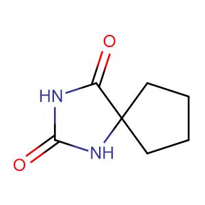 1,3-diazaspiro[4.4]nonane-2,4-dione,CAS No. 699-51-4.