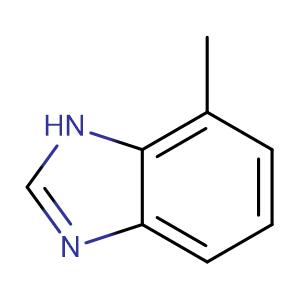 4-Methyl-1H-benzoimidazole,CAS No. 4887-83-6.
