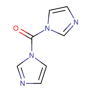 1,1'-carbonyldiimidazole,CAS No. 530-62-1.