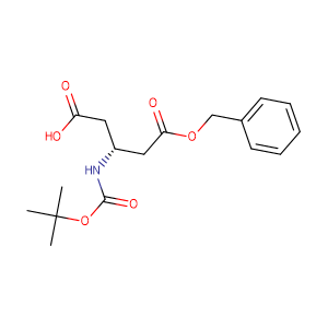 Boc-L-beta-glutamic acid 5-benzyl ester,CAS No. 254101-10-5.