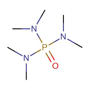 Hexamethylphosphoramide,CAS No. 680-31-9.