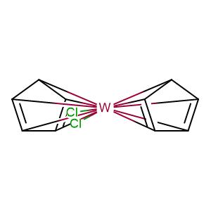 Bis(cyclopentadienyl)tungsten dichloride,CAS No. 12184-26-8.