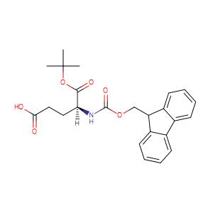 Fmoc-L-Glutamic acid 1-tert-butyl ester,CAS No. 84793-07-7.