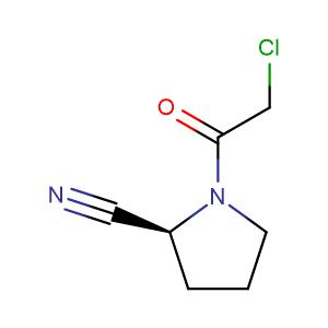 (2S)-1-(Chloroacetyl)-2-pyrrolidinecarbonitrile,CAS No. 207557-35-5.