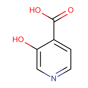 3-Hydroxypyridine-4-carboxylic acid,CAS No. 10128-71-9.