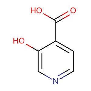 3-Hydroxypyridine-4-carboxylic acid,CAS No. 10128-71-9.