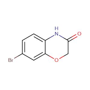 7-bromo-2H-benzo[b][1,4]oxazin-3(4H)-one,CAS No. 321436-06-0.