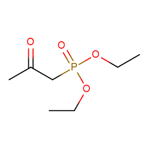 Diethyl (2-oxopropyl)phosphonate,CAS No. 1067-71-6.
