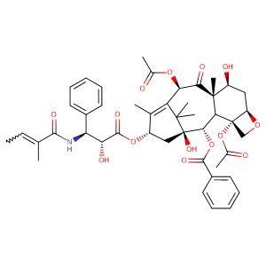 Cephalomannine,CAS No. 71610-00-9.