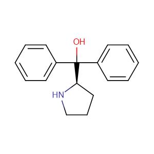 (R)-Diphenyl(pyrrolidin-2-yl)methanol,CAS No. 22348-32-9.