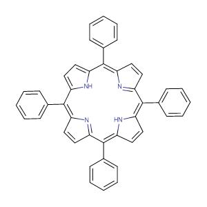 5,15,10,20-tetraphenylporphyrin,CAS No. 917-23-7.