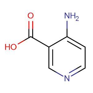 4-Aminonicotinic acid,CAS No. 7418-65-7.