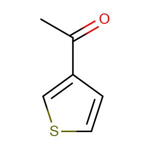3-Acetylthiophene,CAS No. 1468-83-3.