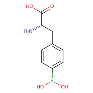 4-Borono-L-phenylalanine,CAS No. 76410-58-7.