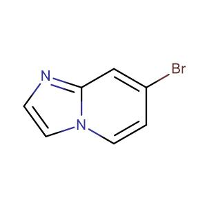 7-Bromoimidazo[1,2-a]pyridine,CAS No. 808744-34-5.