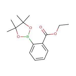 2-Ethoxycarbonylphenylboronic acid pinacol ester,CAS No. 269409-99-6.